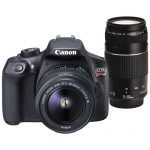 Canon DSRL Camera Boxing Day Sales
