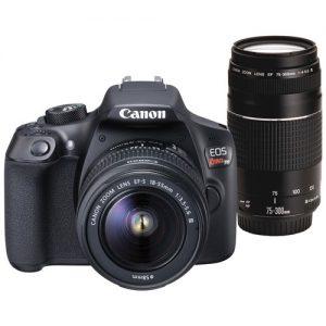 Canon DSRL Camera Boxing Day Sales